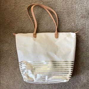 Bath and Bodyworks tote new with tags